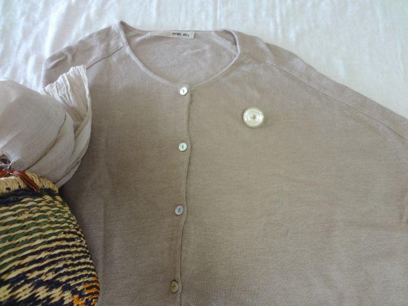 画像3: ビーズ刺繍ブローチ・4